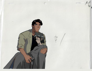 Key the Metal Idol - Production Cel 09