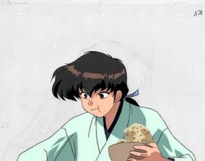 Tsukikage Ran - Production Cel 01