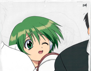 To Heart - Production Cel 05