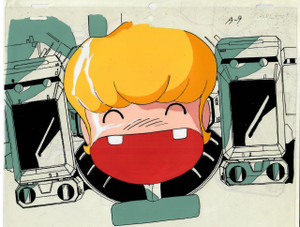 Project A-Ko - Production Cel 01