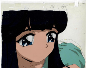 CLAMP Campus Detectives - Production Cel 03