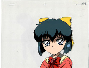 CLAMP Campus Detectives - Production Cel 07