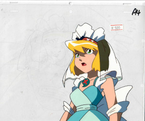 Space Pirate Mito - Production Cel 06