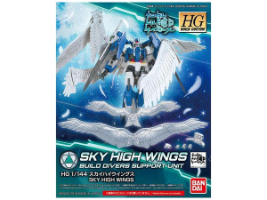 Build Divers Support Unit - Sky High Wings
