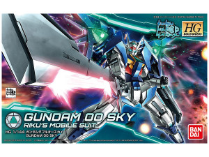 Gundam 00 Sky