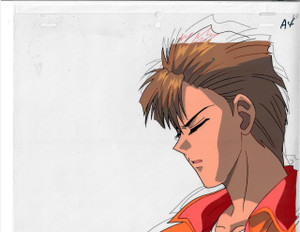 Fushigi Yugi - Production Cel 23