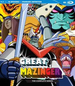 Great Mazinger Blu-Ray