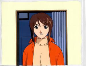 Bubblegum Crisis Tokyo 2040 - Production Cel 10