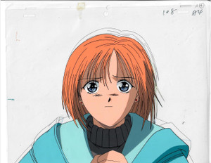 Ayashi no Ceres - Production Cel 09