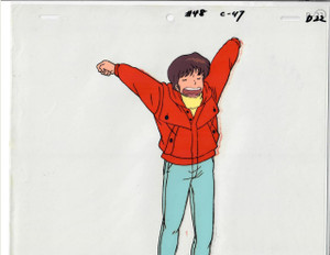 Maison Ikkoku - Production Cel 06