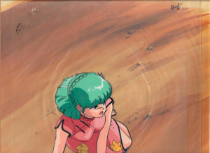 Project A-Ko - Production Cel 05