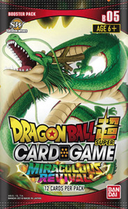 Dragon Ball Super TCG - Miraculous Revival Booster Pack