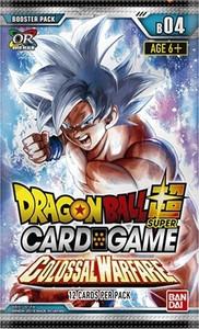 Dragon Ball Super TCG - Colossal Warfare Booster Pack