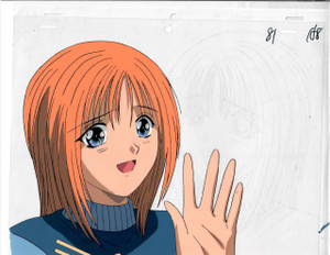 Ayashi no Ceres - Production Cel 13