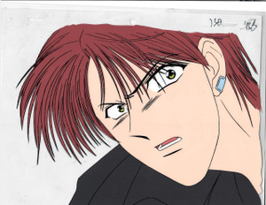 Ayashi no Ceres - Production Cel 16