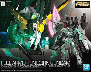 30 - Full Armor Unicorn Gundam