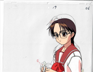 To Heart - Production Cel 15