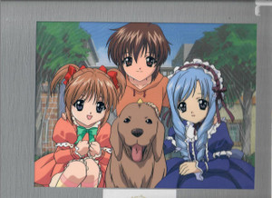 Sister Princess Re:Pure - Rilezu Post Production Cel 01