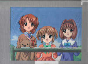 Sister Princess Re:Pure - Rilezu Post Production Cel 02