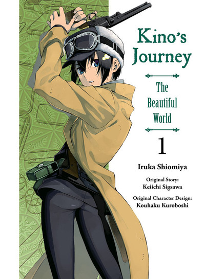 Kino's Journey - The Beautiful World- Vol 1