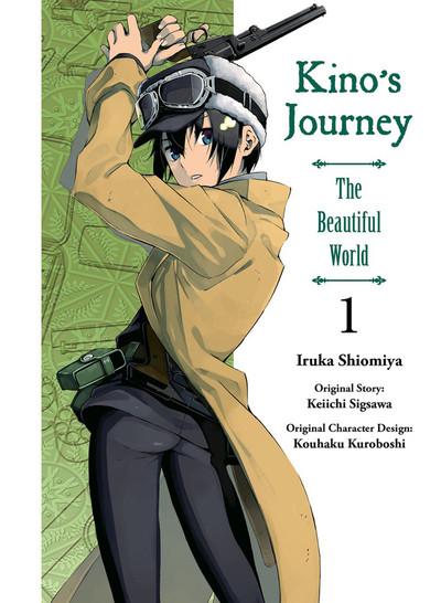 Kino's Journey - The Beautiful World- Vol 1