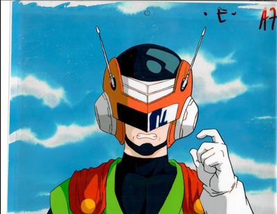 Dragon Ball Z - Production Cel 37