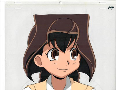 Jubei Chan - Production Cel 17