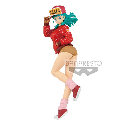 Dragon Ball - Bulma (Glitter and Glamours Red Ver.)
