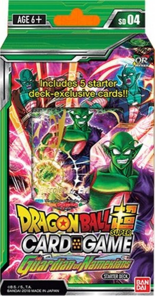Dragon Ball Super TCG - The Guardian of Namekians Starter Deck