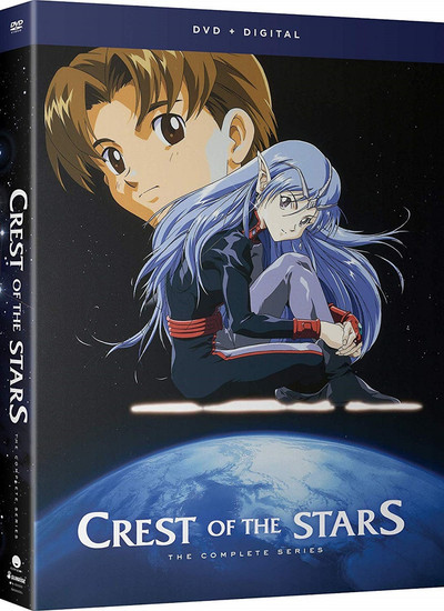 Crest of the Stars (The Complete Series)