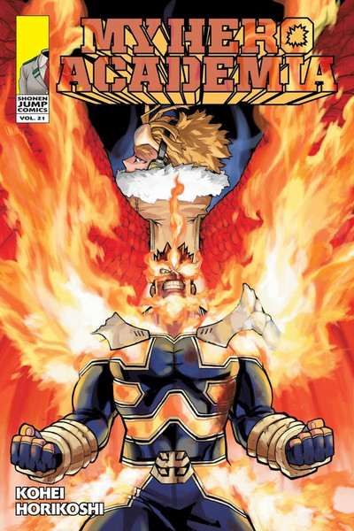 My Hero Academia - Vol. 21