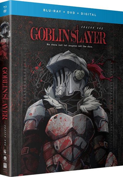 Goblin Slayer Season 1 Blu-ray/DVD