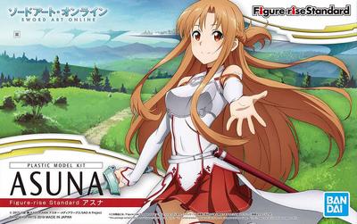 Sword Art Online - Asuna (Figure-rise Standard)