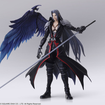 Final Fantasy - Sephiroth (Bring Arts Another Form Ver.)
