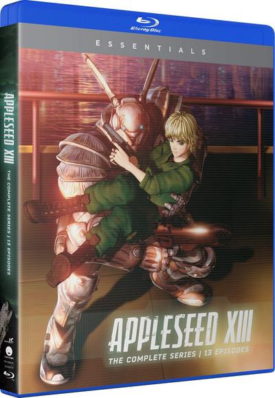 Appleseed XIII Essentials Blu-Ray