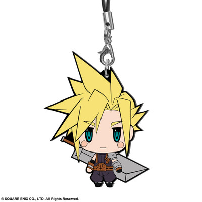 Final Fantasy VII - Trading Rubber Strap Extended Edition