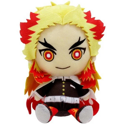 Demon Slayer - Kyojuro Rengoku Plush