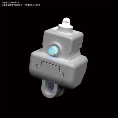Bandai LED Unit Dual Type - White_Blue/Red