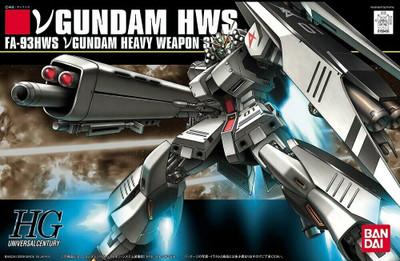 FA-93HWS Nu Gundam (Heavy Weapon System)