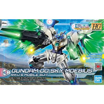 39 - Gundam 00 Sky Moebius