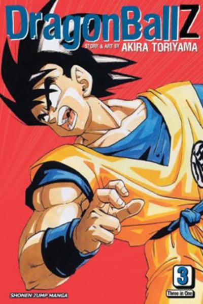 Dragon Ball Z - Omnibus 3 (Vols 7-9)