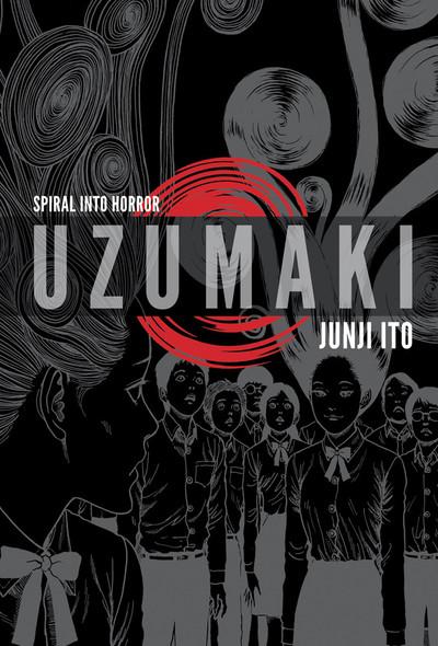 Uzumaki 3 in 1 Deluxe Edition (Hardcover)