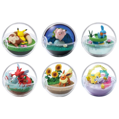 Pokemon - Terrarium Collection 8