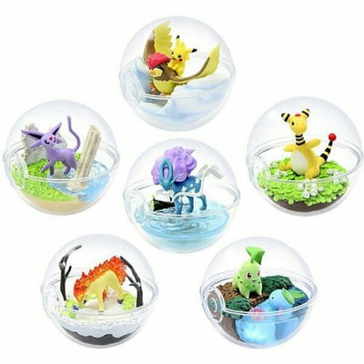 Pokemon - Terrarium Collection 5