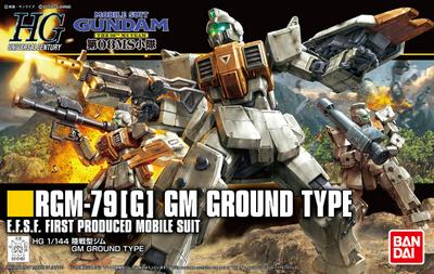 Mobile Suit Gundam 08th MS Team - RGM-79[G] GM Ground Type