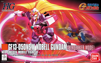 Nobell Gundam (Berserker Mode)