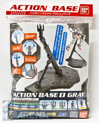 Action Base 1 - 1/100 Gray