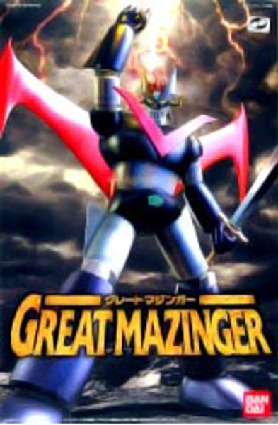 Mazinger Mechanic Collection - Great Mazinger Z