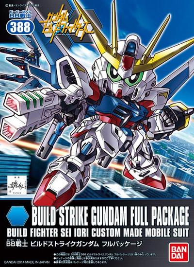 BB388 - Build Strike Gundam Full Package