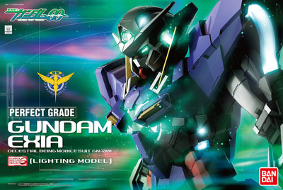 1/60 Gundam Exia (Lighting Version)